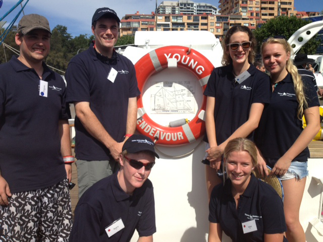 Sponsor youth to sail the seas
