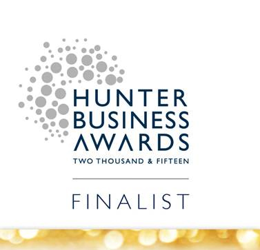 Hunter Business Awards 2015 – Scone Chamber finalists