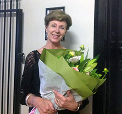 Business Community farewells Anne