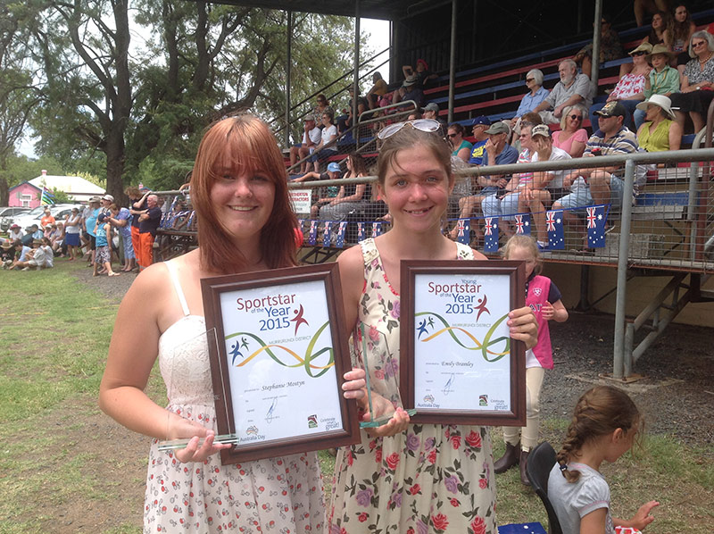 Upper Hunter's Australia Day 2016 celebrations and nominations