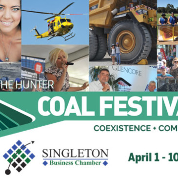 Hunter Coal Festival 2016  EOI: Street Parade